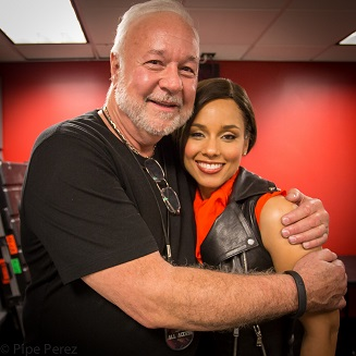 Ron Anderson Alicia Keys Vocal Coach